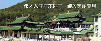 伟才入驻广东陆丰,绽放美丽梦想